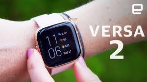 Fitbit Versa 2 hands-on: Alexa made it even better - YouTube