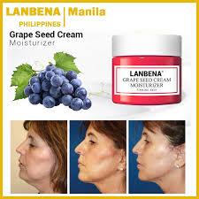 <b>LANBENA Grape Seed Facial</b> Cream | Shopee Philippines