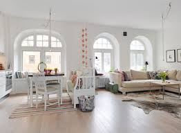 living room white space