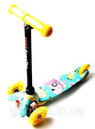 Самокат детский Micro Mini Cool <b>Разноцветный</b> (789582871 ...
