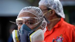 Coronavirus: U.S. stocked N95 face <b>masks</b> instead of <b>reusable</b> ...