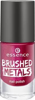 <b>Лак для ногтей</b> Вrushed metals nail polish Essence 04 ярко ...