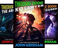 <b>Theodore Boone</b> (7 book series) Kindle Edition