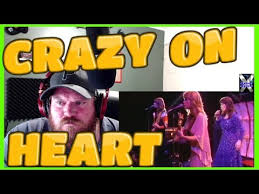 <b>HEART Dreamboat Annie</b> Reaction - YouTube