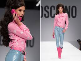 30 Photos From a <b>Fashion</b> Show Bringing <b>Barbie's</b> Clothes to Life ...