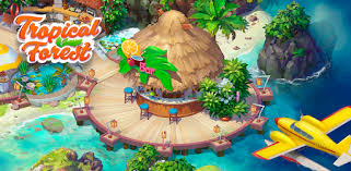 <b>Tropical</b> Forest: Match 3 Story - Apps on Google Play