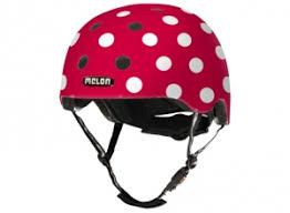 Защитный <b>шлем Melon Dotty</b> White