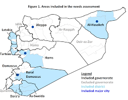 the humanitarian situation in syria a snapshot in the third year  the assessment was intended to sample different types of households in the community in each location the planned sample was  households ie a
