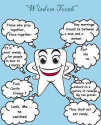 Hand picked 7 noble quotes about wisdom teeth picture German ... via Relatably.com