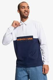 Купить <b>рубашку поло DC</b> SHOES с длинным рукавом Waumbeck ...