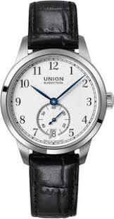 Купить механические <b>часы Union</b> Glashutte/Sa. - цены на ...