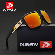 DUBERY <b>Brand Design</b> Polarized Sunglasses Men Driver Shades ...