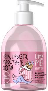 <b>ESTEL</b> PROFESSIONAL <b>Гель LITTLE</b> ME для подмывания девочек ...