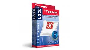 <b>Topperr LG20 Синтетические пылесборники</b> пылесоса L купить в ...