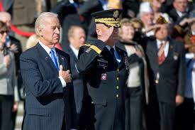 u s department of defense photo essay vice president joe biden renders honors during the playing of the national anthem during a veterans
