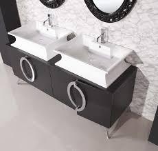 beautiful double bathroom sink cabinet vanity
