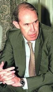 Fallece el expresidente de Puertos del Estado Fernando Osorio Páramo. Fernando Osorio Páramo. :: EFE. El Comercio. Ordoño-Siero - 7937173