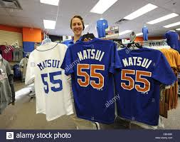 and number shirts of hideki matsui mlb a and number shirts of hideki matsui 18 2012 mlb a s assistant shows t shirts of hideki matsui 55 of the durham bulls before minor s