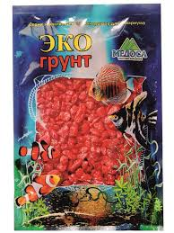 <b>Цветная мраморная крошка Эко</b> грунт 5 10mm 7kg Red 7 1034 в ...