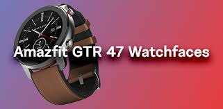 <b>Amazfit GTR</b> 47 Watchfaces - Apps on Google Play