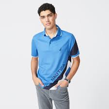 <b>Men's</b> Polo Shirts: Long & Short Sleeves | <b>Nautica</b>