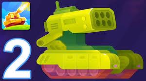 <b>Tank</b> Stars - Gameplay Walkthrough Part 2 - <b>Tournament</b>: Easy (iOS ...