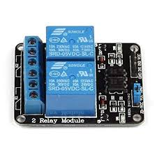 SainSmart 2-Channel Relay Module: Cell Phones ... - Amazon.com