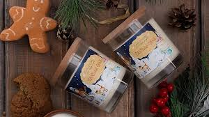 <b>Ароматическая свеча</b> New Year <b>Ванильный</b> пирог, 200 гр. купить ...