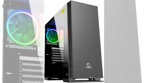 Компьютерный <b>корпус GameMax W901</b> Aurora Black купить в ...