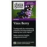 Gaia Herbs, <b>Смесь плодов</b> «<b>трифала</b>», <b>60</b> растительных капсул ...