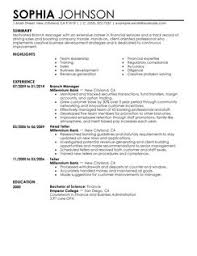 best branch manager resume example   livecareerbranch manager resume example