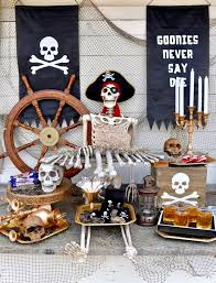 Goonies Halloween Party and Cricut Maker + Oriental Trading Gift ...