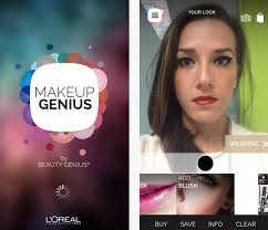makeup genius app for android augmented reality mirror iphoneness previousnext