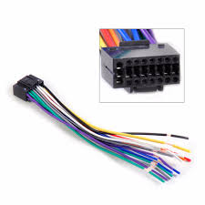popular kenwood cd player car buy cheap kenwood cd player car lots Wiring Harness For Sony Car Stereo new car radio stereo wire wiring harness cd player plug adapter cable cord fit for kenwood 16 pin wiring harness for sony car stereo