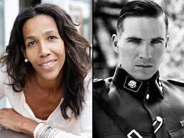 saturday reader black author discovers grandfather was nazi jennifer teege and ralph fiennes as amon goeth in schindler s list photo courtesy of jennifer