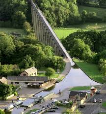 「Pontcysyllte Aqueduct and Canal opened 1805」の画像検索結果