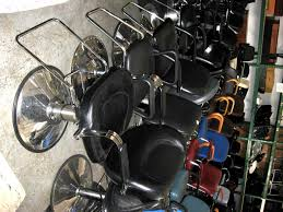 click for larger image beauty salon styling chair hydraulic