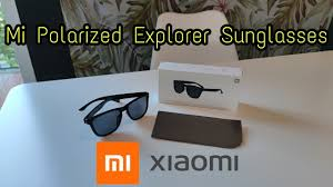 XIAOMI <b>Mi Polarized Explorer Sunglasses</b> - YouTube