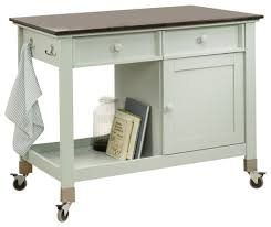 kitchen island mobile: rolling island counter rainwater kitchen islands and kitchen carts