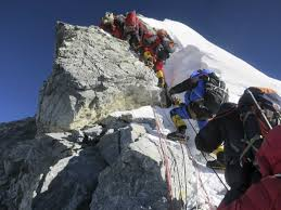 mount everest is becoming the world s highest garbage dump mount everest is becoming the world s highest garbage dump business insider