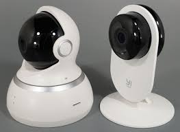 Обзор домашних <b>камер</b> наблюдения <b>Yi</b> Dome <b>Camera</b> 1080p и <b>Yi</b> ...