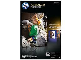 Купить <b>Q8692A</b> Упаковка <b>бумаги HP</b> A6 100л покрытие глянцевое ...