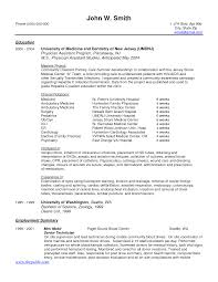 thrilling new graduate nurse resume examples brefash sample new grad nursing resume