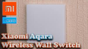 Одноклавишный бесконтактный <b>выключатель Xiaomi Aqara</b>, для ...