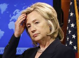 Image result for hillary worried about bernie pics