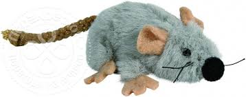 Купить <b>Игрушка для кошек Trixie</b> Мышь 7см с доставкой на дом ...