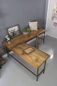 l shaped desk wood desk pipe desk reclaimed wood industrial desk awesome custom reclaimed wood office desk