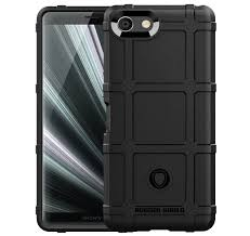 For Sony Xperia Ace Case <b>Soft Silicone Rugged Shield</b> Shockproof ...