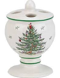 <b>Стакан Avanti Spode Christmas</b> Tree для зубных щеток