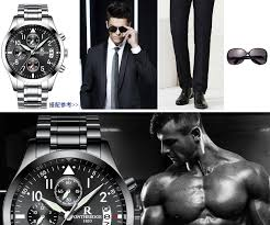 <b>Hot</b>!! <b>Top Luxury Brand</b> Men Watches Chronograph Men Sports ...